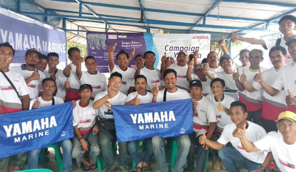 campaign yamaha marine