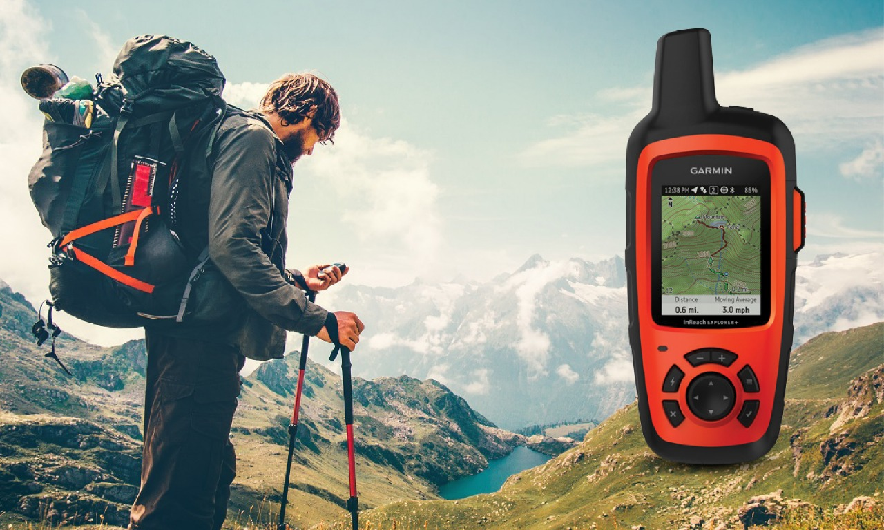 GARMIN INREACH EXPLORE PLUS